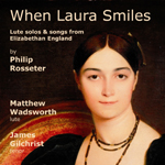 Rosseter: Lute Solos and Songs