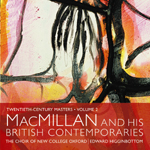 MacMillan and his British Contemporaries