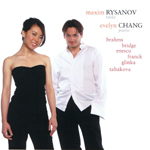 Maxim Rysanov & Evelyn Chang - Music for Viola & Piano