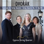 Dvorak - Cypresses for String Quartet