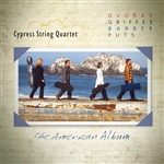 The American Album - Cypress String Quartet