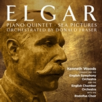 Elgar - Piano Quintet/Sea Pictures
