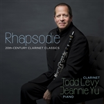 Rhapsodie - 20th Century Clarinet Classics