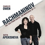 Rachmaninov - The Two-Piano Suites/Six Morceaux, Op.11