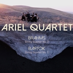 Brahms: String Quartet No.2 / Bartok: String Quartet No.1
