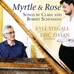 Myrtle & Rose - Songs by Clara & Robert Schumann