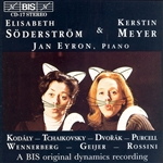 SODERSTROM, Elisabeth / MEYER, Kerstin - Duets for Two Sopranos