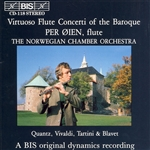 VIRTUOSO FLUTE CONCERTOS OF THE BAROQUE