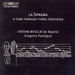 MADRID ATRIUM MUSICAE: Three Centuries of La Spagna