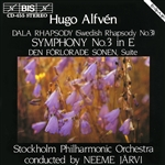 ALFVEN, H.: Symphony No. 3 / Dalecarlian Rhapsody / The Prodigal Son Suite (Stockholm Philharmonic, N. Jarvi)