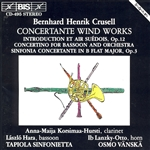 CRUSELL: Concertante /  Bassoon Concertino / Introduction and Swedish Air