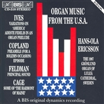 ORGAN MUSIC FROM THE USA