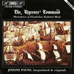 QUEENES COMMAND (THE): Masterpieces of Elizabethan Keyboard Music