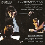 SAINT-SAENS, C.: Africa /  Symphony No. 2 / Symphony in F major,