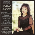 SAINT-SAENS: Piano Concertos Nos. 1 in D major and 2 in G minor