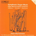 SYMPHONIC ORGAN MUSIC, Vol. 1