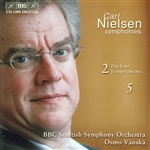 NIELSEN, C.: Symphonies Nos. 2 and 5