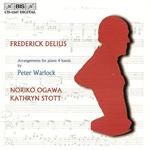 Delius - Arrangements for Piano 4 Hands by Peter Warlock