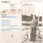 SKALKOTTAS: Sea (The) /  4 Images / Cretan Feast