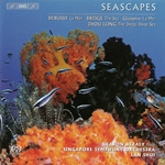 DEBUSSY: Mer (La) /  BRIDGE: The Sea / GLAZUNOV: La Mer / ZHOU: The Deep, Deep Sea