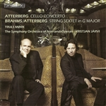 ATTERBERG: Cello Concerto / BRAHMS: String Sextet No. 2 (arr. for string orchestra)