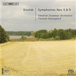 DVORAK, A.: Symphonies Nos. 6 and 9,