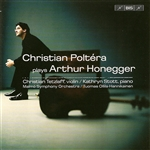 Honegger: Cello Concerto / Cello Sonata / Cello Sonatina / Sonatina for Violin and Cello