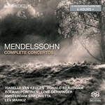 MENDELSSOHN: Solo Concertos (The) (Complete) (SACD reissue)