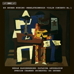 GRUBER, H.K.: Busking /  Violin Concertos Nos. 1 and 2 (Hardenberger, Andreasson, Swedish Chamber Orchestra, H.K. Gruber)
