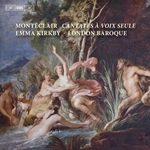 MONTECLAIR, M.P. de: Cantatas (Kirby, London Baroque)