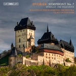 DVORAK, A.: Symphony No. 7 / Othello / The Wild Dove (Malaysian Philharmonic, Flor)