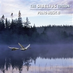 The Sibelius Edition, Vol. 10: Piano Music II