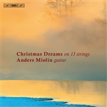Christmas Dreams on 13 Strings (Miolin)