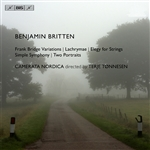 BRITTEN, B.: Variations on a Theme of Frank Bridge / Lachrymae / Elegy for Strings / Simple Symphony / 2 Portraits (Camerata Nordica, Tønnesen)