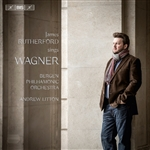 WAGNER, R.: Opera Arias and Scenes (Rutherford, Bergen Philharmonic, Litton)