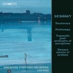 Debussy: Nocturnes, L. 91 & Other Orchestral Works