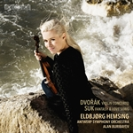 Dvorák & Suk: Works for Violin & Orchestra