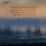 Dvorák: String Quartet No. 12 - Tchaikovsky: String Quartet No. 1 - Borodin: String Quartet No. 2