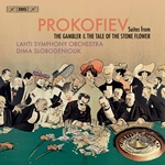 Prokofiev: Suites from The Gambler & The Tale of the Stone Flower