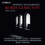Mussorgsky: Boris Godunov (1869 Version) [Live]