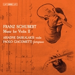 Schubert: Music for Violin, Vol. 2