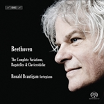 Beethoven: The Complete Piano Variations & Bagatelles
