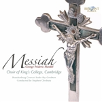 HANDEL, G.F.: Messiah [Oratorio] (King's Colllege Choir, Cambridge, Brandenburg Consort, Cleobury)