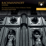RACHMANINOV, S.: All-night Vigil,