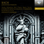 BACH, J.S.: St. John Passion [Oratorio] (Ainsley, Richardson, King's College Choir, Cambridge, Cleobury)