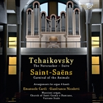 Arrangements for Organ 4-Hands - TCHAIKOVSKY, P.I. / SAINT-SAËNS, C. / BÖLTING, R. (Cardi, Nicoletti)