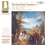 Mozart: The Great Piano Concertos, Vol. 2