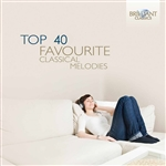 Top 40 Favourite Classical Melodies