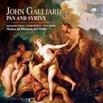 Galliard: Pan and Syrinx - Purcell: The History of Timon of Athens, The Man-Hater