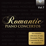 Romantic Piano Concertos, Vol. 1